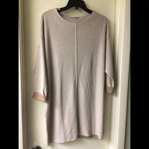 Zara WB collection Tunic Top
